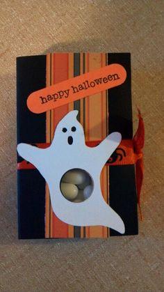 Halloween Tic Tac holder