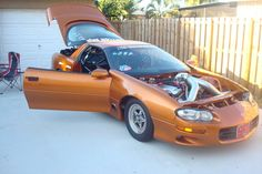 2000 camaro twin turbo outlaw drag radial for Sale in HOLLYWOOD, FL | RacingJunk Classifieds