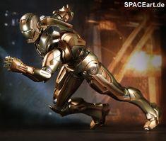Iron Man 3: Iron Man Midas Mark XXI, Deluxe-Figur (voll beweglich) ... https://spaceart.de/produkte/irm026.php