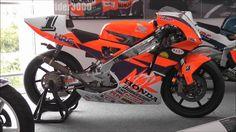 Honda NSR 250 Ukawa