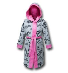 Images of Big Bang Theory Soft Kitty Women's Fleece Robe