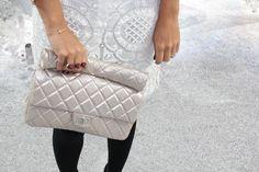 Silver Chanel