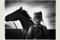 Enfant jockey, Mongolie. © Tomasz Gudzowaty, Pologne, Yours Gallery/Focus Photo et Press Agentur © Tomasz Gudzowaty, Yours Gallery/Focus Photo et Press Agentur