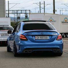Mercedes-AMG C63 W205