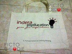 Tas Blacu - Indera Psyducation