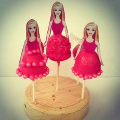 Barbie... Cake Pops!