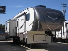 "2016 New Forest River SURVEYOR SVF293RLTS Fifth Wheel in Texas TX.Recreational Vehicle, rv, 2016 Forest River SURVEYOR SVF293RLTS WONDERFUL FLOORPLAN! FRONT MASTER BEDROOM, KITCHEN ISLAND, THEATER SEATING, FIREPLACE & MORE! A DEFINITE MUST SEE!! INTERIOR LUXURY PACKAGE: ELECTRIC FIREPLACE, JENSEN 39"" LED TV, BLUETOOTH STEREO W/REMOTE, SONY CD/DVD PLAYER, 12V 4ZONE PREMIUM SOUND BAR & SURROUND SOUND, SHAKER STYLE CABINET DOORS W/RECESSED HINGES, STAINLESS STEEL APPLIANCES, DOMETIC 8 CU FT…"