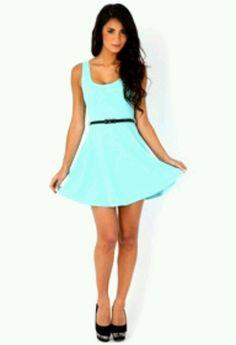 Mint Dress:)