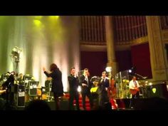 The Baseballs with Orchester - Ring ring
