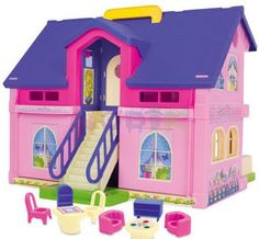 Domek dla lalek Play House Wader - Trafiony prezent