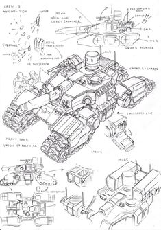 UC multi-purpose tank by TugoDoomER on deviantART