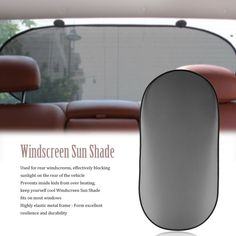 Heat Shield Silver Car Sun Shade Fits 2009-2016 Nissan GT-R