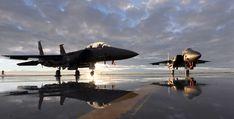 2 F-15Es