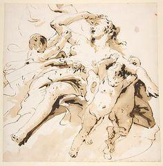Giovanni Battista Tiepolo DRAWINGS
