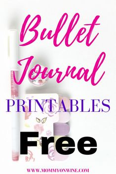 The foundation of the Bullet Journal system is the Bullet Journal Spreads. You can Start with a customizable Bullet Journal today by just printing a few pages to start.