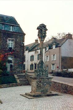 Rochefort-en-Terre, Bretagne, Morbihan I France
