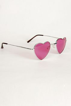 ca3a0f5aee Heart Shaped Sunglasses Indie Fashion