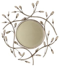 Round Clear Jeweled Metal Wall Mirror Welcome Home Accents http://www.amazon.com/dp/B00EWKZ8MY/ref=cm_sw_r_pi_dp_WX3hub0WW7PGT