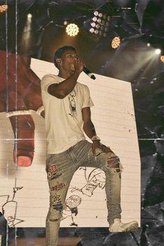 A Boogie in Ottawa, Zargara Rap Wallpaper, Wallpaper Iphone Cute, Black Wallpaper, Aesthetic Iphone Wallpaper, Cute Wallpapers, A Boogie Artist, Easy Love Drawings, Dark Skin Men, Cute Rappers