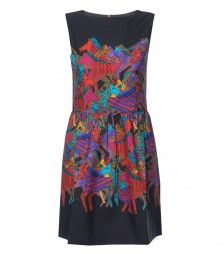 Native Horses Dress - would be perfect for my work Christmas party!