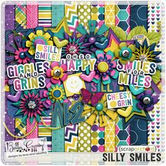Silly Smiles by Bella Gypsy - only $3.99!