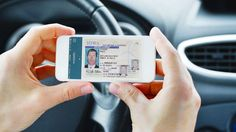 Soon, the state trooper at your car window might ask you for your vehicle registration, proof of insurance — and your smartphone.