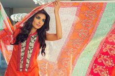 Shirin Hassan Summer Collection 2015 #shirinhassan #lawnfever #lawn2015 #pakistanilawn #amnailyas