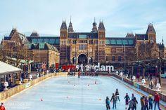 Yksin Amsterdamissa