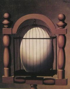 René Magritte - Elective Affinities (Les Affinites electives), 1933.