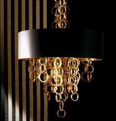 7128 Chandelier Forged Iron Chain available from Taylor LLorente for the bargain price of $13,800