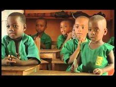 SUEÑOS Y FUTURO. Proyecto de la Escuela de Ashalaja (Ghana) colegio, profesiones, derechos, subjuntivo