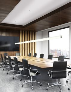 Best Modern Office Interior Design Desk Chair Setup Ideas Inspiration Ergonomic Concept We've done our best to help you build and maximize your office to become more productive! Corporate Office Design, Modern Office Design, Office Interior Design, Interior Modern, Office Interiors, Interior Design Inspiration, Design Offices, Modern Offices, Contemporary Office