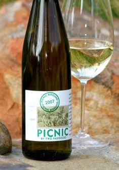 The perfect wine for the perfect picnic. #ANRPicnic