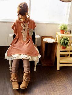 #mori, #morikei, #forestgirl, http://zashiki.tumblr.com/