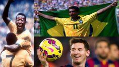 Dünya üstünde futbol en çok sevilen ve en çok taraftara sahip olan bir spor dalıdır, bundan kaynaklı da futbol ile alakalı yapılan her araştırma taraftar için oldukça önemlidir. Dünya üstünde en çok gol atan futbolcular ile alakalı yapılan araştırmaya göre ilk sırayı Pele almaktadır.