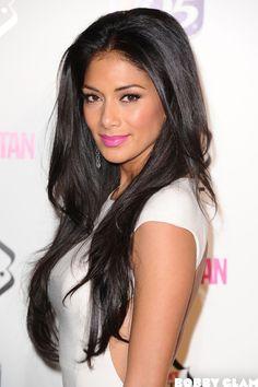 Super Long Black Hair Hair And Black Hair On Pinterest Hairstyles For Women Draintrainus