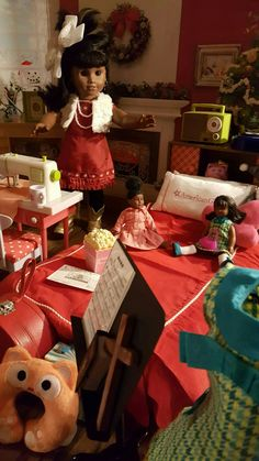 Welcome to American Girl Brand Doll Melody's World.