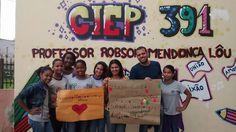 CIEP 391 Prof. Robson Mendonça Lôu - Circuito de Juventude 2015 - Instituto Ayrton Senna