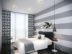 Take a look at the bedroom!