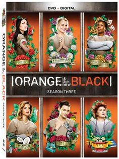 New Blu-ray and DVD releases: Orange Is The New Black: Season 3 (Taylor Schilling), Dirty Grandpa, and The Witch
