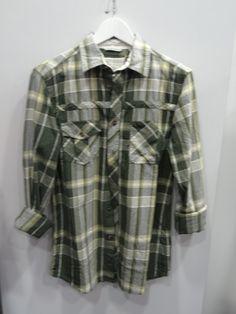 Camisa tartán Guess