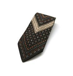 Vintage Krawatte Monsieur Marc Seide / Seidenkrawatte weinrot von ZeitepochenShop auf Etsy . . . . . der Blog für den Gentleman - www.thegentlemanclub.de/blog
