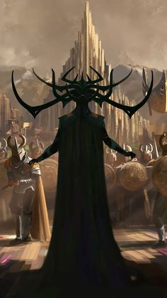 Thor: Ragnaork #hela #hell