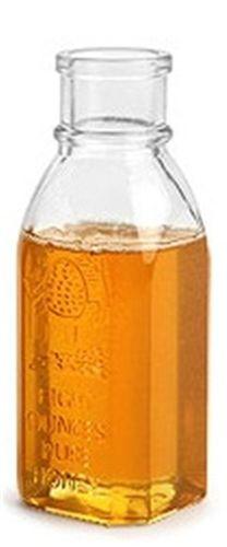 Unique container vender...cute honey jar with cork lid topper