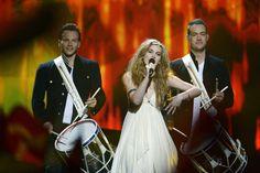 Las favoritas Dinamarca, Rusia y Ucrania pasan a la final del Festival de Eurovisión 2013 - RTVE.es http://www.rtve.es/television/20130514/favoritas-dinamarca-rusia-ucrania-pasan-final-del-festival-eurovision-2013/663420.shtml