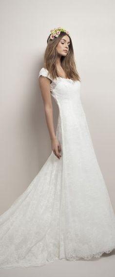 """Über 1.000 Ideen zu """"Romantische Hochzeitskleider auf Pinterest ..."""