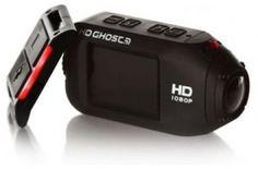 http://actioncam-freestyle.de Die Drift HD Ghost bringt für eine Helmkamera viele Funktionen eines klassischen Camcorders mit. Eingebautes LCD-Display und Digitalzoom sind sehr untypisch aber nicht unbrauchbar für ActionCams. Ziemlich wertvoll ist, dass sie bis 3m Tiefe wasserdicht ist ohne Zusatzgehäuse. Mehr dazu auf http://actioncam-freestyle.de