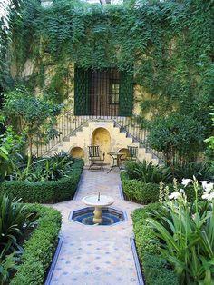 Around the world on pinterest jewish art daniel for Garden design ideas in spain