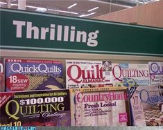 quilt humor - Google Search