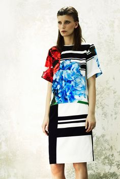 Preen by Thornton Bregazzi | Resort 2013 Collection | Style.com